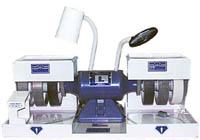 The Genie... Complete - Grinding/ Polishing Machine, the most popular grinding and polishing unit on the market today - Buy it NOW!