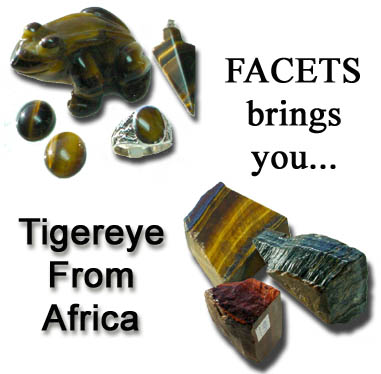 Click to enlarge - this photo showing - Tiger Eye rough samples of patterns and color as it is widely used for cutting spheres or slabbing for cabochons in jewelry making and or carving. Select Grade A variegated Tiger Eye, yellow-golden brown in color to slab or for carving will make you some fantastic cabs for jewelry.  Most of these pieces of tigereye are able to be cut bu a 6inch trim saw and available for jewelry making.